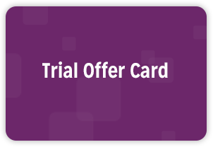 Trial Offer Card